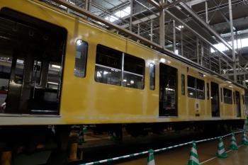 2021年6月5日。武蔵丘車両検修場。