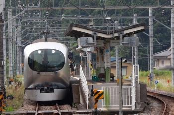 2021年6月13日。武蔵横手。臨時停車の3レ。下車はお一人だけだったかも。