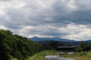 2021年6月20日。仏子〜元加治駅間。40000系。