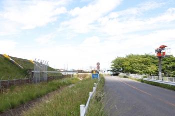 2021年6月20日。航空自衛隊 入間基地。西武新宿線と池袋線の間の、基地の南端。