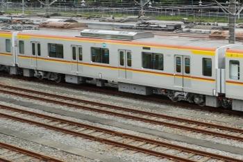 2021年7月3日。小手指車両基地。東京メトロ17306。
