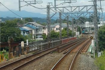 2021年7月10日。仏子〜元加治駅間。上り列車の車内から。</div>