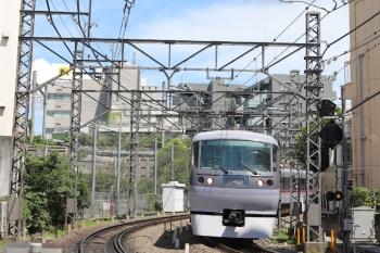 2021年7月16日。高田馬場〜下落合駅間。10110Fの117レ。